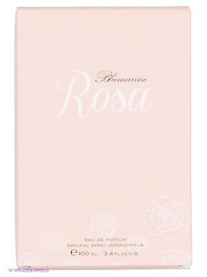 Парфюмерная вода Rosa EDP 100 ML NATURAL SPRAY BLUMARINE. Цвет: прозрачный