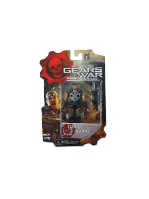 Фигурка Gears of War 3 3/4 Series 1 - Damon Baird /4шт Neca. Цвет: бежевый