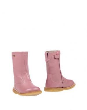 Сапоги BISGAARD. Цвет: розовый