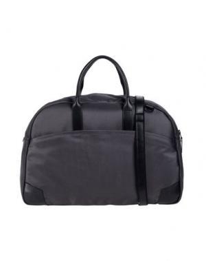 Дорожная сумка ROYAL REPUBLIQ. Цвет: стальной серый