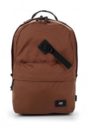 Рюкзак Vans. Цвет: коричневый