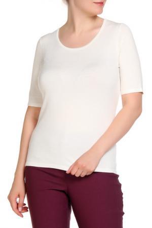 Пуловер RITA PFEFFINGER. Цвет: белый