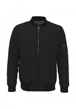Куртка утепленная Jack & Jones. Цвет: разноцветный