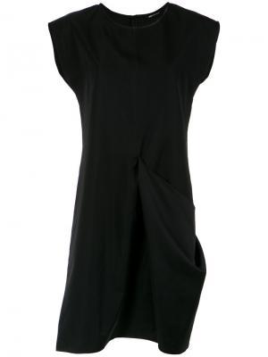 Jacira midi dress Uma   Raquel Davidowicz. Цвет: чёрный