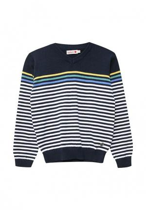 Пуловер Boboli. Цвет: синий