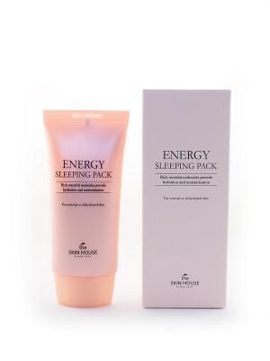 Ночная увлажняющая маска Energy The Skin House. Цвет: розовый