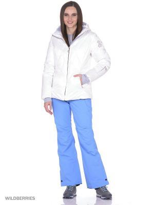 Куртка Stayer. Цвет: белый