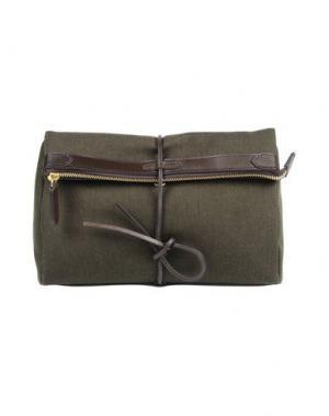 Beauty case MISMO. Цвет: темно-зеленый
