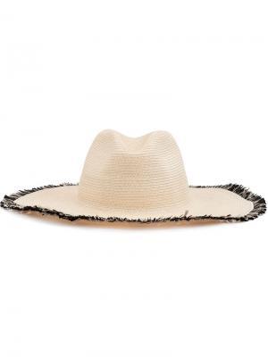 Шляпа Batu Tara Filù Hats. Цвет: телесный