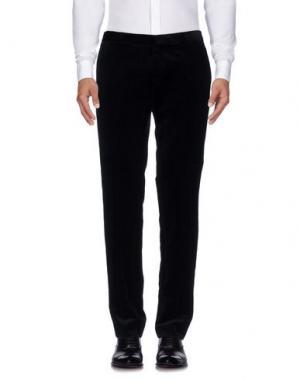 Повседневные брюки MARIO MATTEO. Цвет: черный