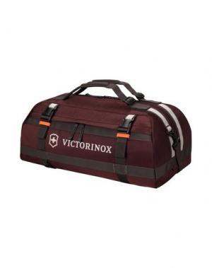 Дорожная сумка VICTORINOX. Цвет: темно-фиолетовый