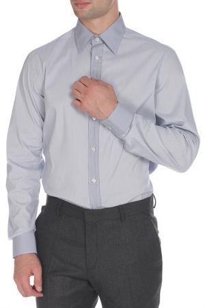 Сорочка Prada. Цвет: белый, голубой