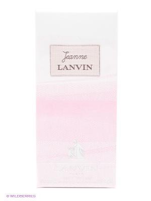 Парфюмерная вода JEANNE 100 мл спрей LANVIN. Цвет: розовый