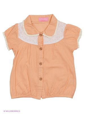 Кофта Evita Baby. Цвет: оранжевый