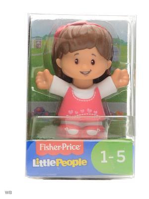 Little People Базовые Фигурки в ассортименте Mattel. Цвет: розовый, фиолетовый