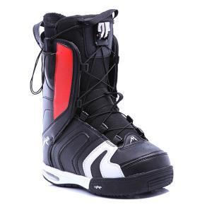 Ботинки для сноуборда мужские  Liftie Mens Black Lamar. Цвет: черный