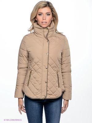 Пальто SOUTHERN COTTON. Цвет: бежевый