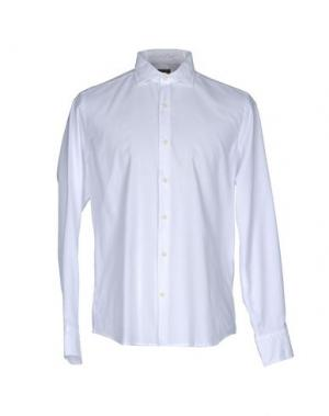 Pубашка JEY COLE MAN. Цвет: белый