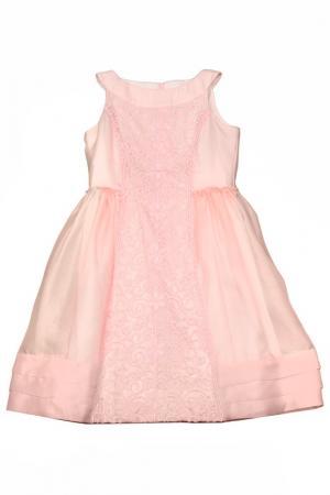 Платье Pinco Pallino. Цвет: нежно-розовый