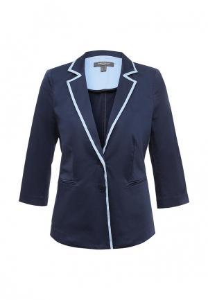 Пиджак Camomilla Italia. Цвет: синий