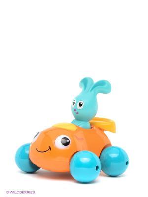 Веселая поездка БАНИ OUAPS. Цвет: оранжевый, желтый, голубой