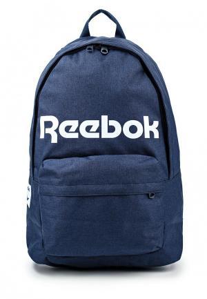 Рюкзак Reebok Classics. Цвет: синий