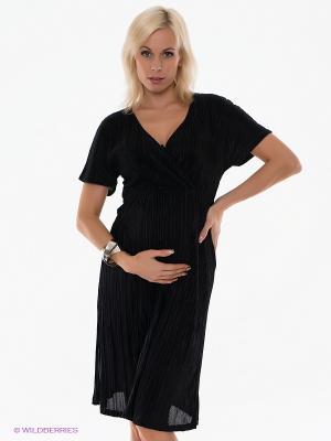 Платье Love2Wait. Цвет: черный