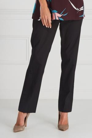 Хлопковые брюки Marni. Цвет: черный