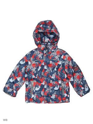 Куртка для мальчика Rusland. Цвет: красный