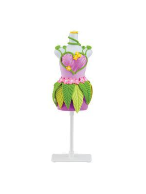 Набор для творчества с пластилином Fashion Dough и манекеном Розовый Toy Target. Цвет: розовый