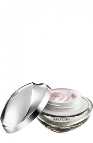 Интенсивный многофункциональный корректирующий крем Shiseido. Цвет: бесцветный