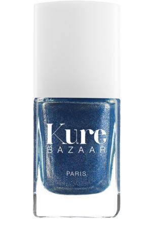 Лак для ногтей Stone Wash Kure Bazaar. Цвет: бесцветный