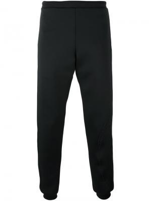 Спортивные брюки с вышивкой Cottweiler. Цвет: чёрный
