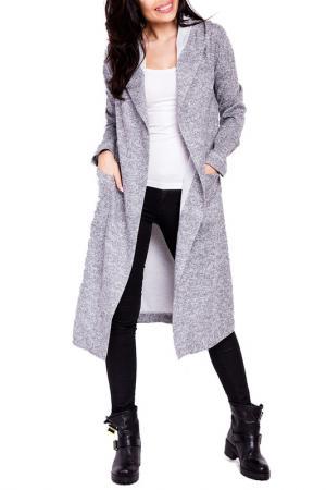 Coat INFINITE YOU. Цвет: grey