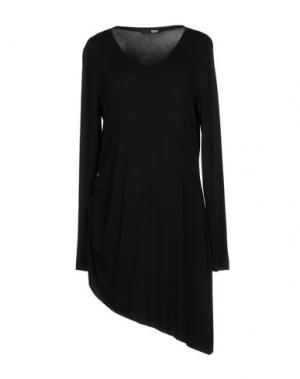 Короткое платье B.YU. Цвет: черный