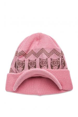 Шапка 156170 Paul Frank. Цвет: розовый