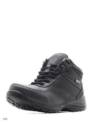 Ботинки Алми. Цвет: черный