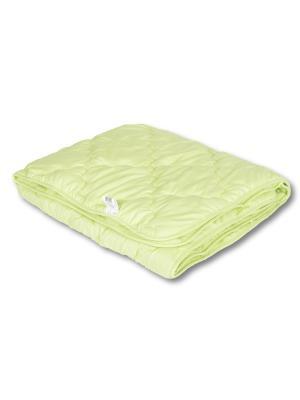 Одеяло детское легкое 140х105 см. Dream time. Цвет: салатовый