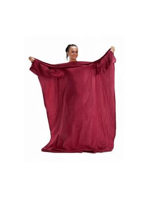 Одеяло с рукавами УЮТНАЯ ЗИМА НЬЮ BRADEX. Цвет: красный