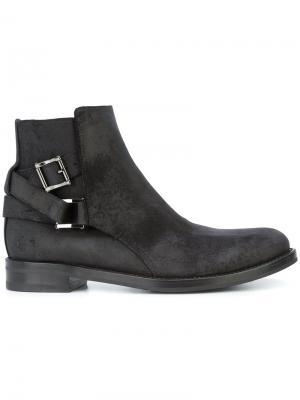 Ботинки Modena Paul Andrew. Цвет: чёрный