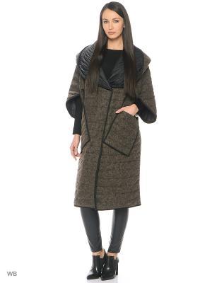 Пальто STEVEN-K. Цвет: коричневый