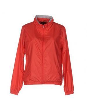 Куртка CIESSE PIUMINI. Цвет: коралловый