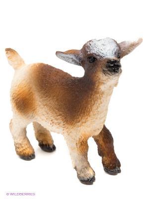 Карликовый козел SCHLEICH. Цвет: коричневый