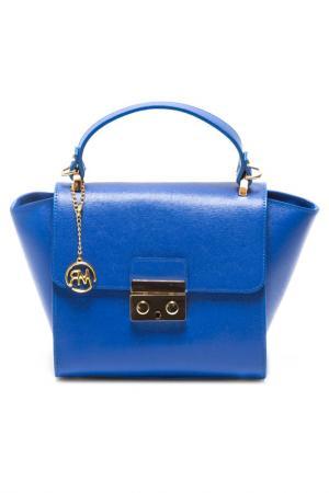 Сумка ROBERTA M.. Цвет: синий