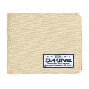 Кошелек  Talus Wallet Dune Dakine. Цвет: бежевый,оранжевый