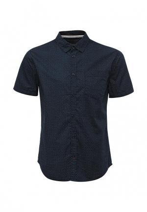 Рубашка Bruebeck. Цвет: синий