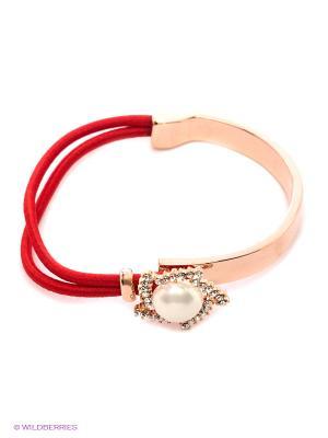 Браслет Lovely Jewelry. Цвет: красный, розовый