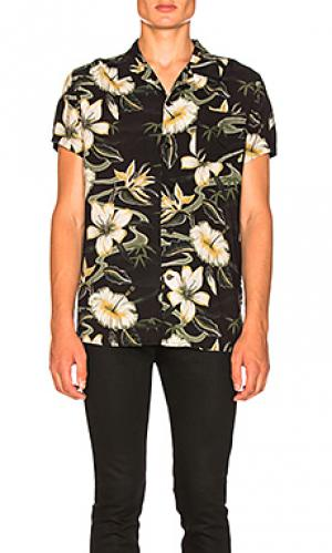 Рубашка dean Deus Ex Machina. Цвет: черный