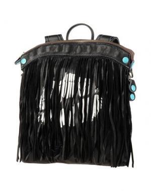 Рюкзаки и сумки на пояс GABS. Цвет: черный