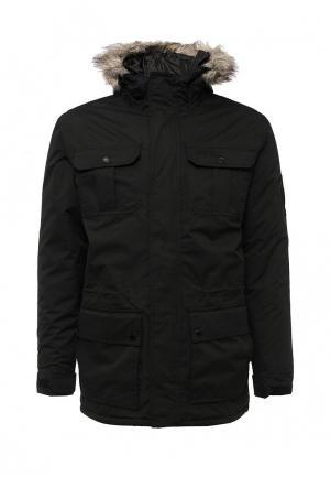 Куртка утепленная Regatta. Цвет: черный